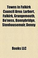Towns in Falkirk Council Area: Larbert