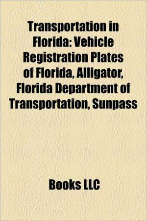 Transportation In Florida