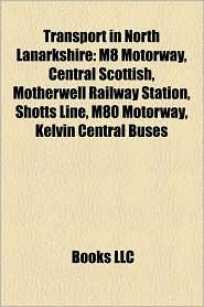 Transport In North Lanarkshire