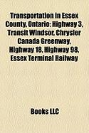 Transportation in Essex County, Ontario: Highway 3