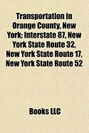 Transportation in Orange County, New York: New York State Route 32