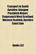 Transport in South Ayrshire: Glasgow Prestwick Airport