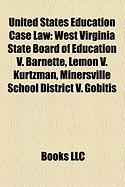 United States Education Case Law: Plans