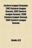 Eastern League Seasons: 2001 Eastern League Season