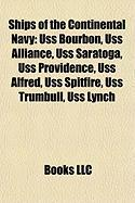 Ships of the Continental Navy: USS Alliance