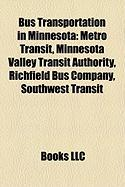 Bus Transportation in Minnesota: Metro Transit