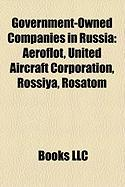 Government-Owned Companies in Russia: Aeroflot