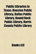 Public Libraries in Texas: Houston Public Library