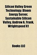 Silicon Valley Green Technology: Bloom Energy Server