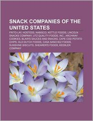 Snack Companies Of The United States - Books Llc