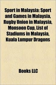 Sport In Malaysia - Books Llc