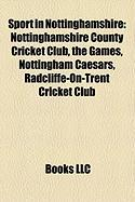 Sport in Nottinghamshire: Nottinghamshire County Cricket Club