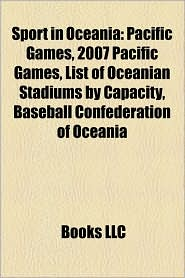 Sport In Oceania - Books Llc