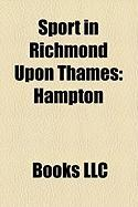 Sport in Richmond Upon Thames: Hampton