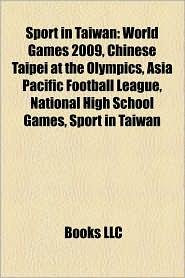 Sport In Taiwan - Books Llc