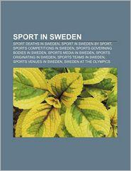 Sport In Sweden - Books Llc
