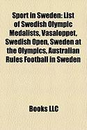 Sport in Sweden: List of Swedish Olympic Medalists