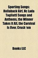 Sporting Songs: Hollaback Girl