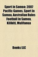 Sport in Samoa: 2007 Pacific Games