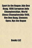 Sport in the Hague: 1996 European Judo Championships