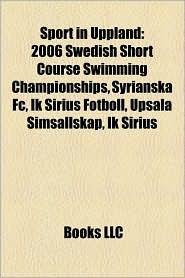 Sport In Uppland - Books Llc