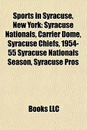 Sports in Syracuse, New York: Syracuse Nationals