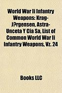 World War II Infantry Weapons: Krag-J Rgensen