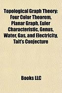 Topological Graph Theory: Four Color Theorem