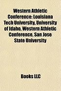Western Athletic Conference: San Jose State University