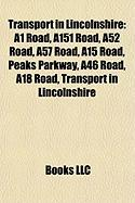 Transport in Lincolnshire: A1 Road