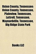 Union County, Tennessee: Big Ridge State Park