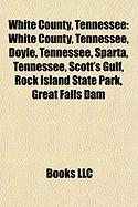 White County, Tennessee: Anosy