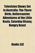 Television Shows Set in Australia: The Thorn Birds