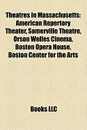 Theatres in Massachusetts: American Repertory Theater