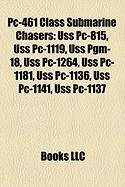 PC-461 Class Submarine Chasers: USS PC-815