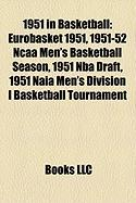 1951 in Basketball: Eurobasket 1951