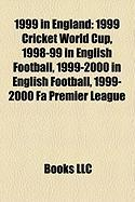 1999 in England: 1999 Cricket World Cup