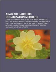 Arab Air Carriers Organization Members - Books Llc