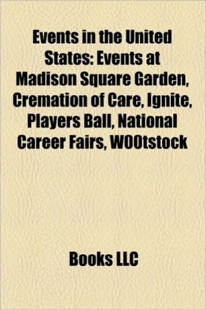 Events In The United States