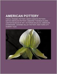American Pottery - Books Llc