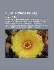 Clothing-Optional Events - Books Llc