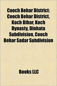 Cooch Behar district: Cities and towns in Cooch Behar district, Community development blocks in Cooch Behar district - Source: Wikipedia