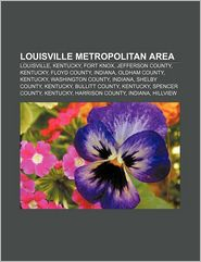 Louisville Metropolitan Area - Books Llc