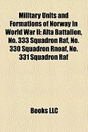 Military Units and Formations of Norway in World War II: Alta Battalion