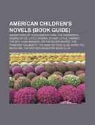 American children´s novels (Book Guide)