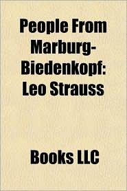 People from Marburg-Biedenkopf: People from Gladenbach, People from Kirchhain, People from Marburg, People from Stadtallendorf - Source: Wikipedia