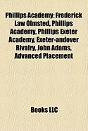 Phillips Academy: Phillips Exeter Academy