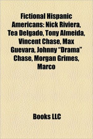 Fictional Hispanic Americans: T a Delgado