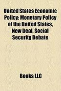 United States Economic Policy: New Deal