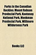 Parks in the Canadian Rockies: Kootenay National Park